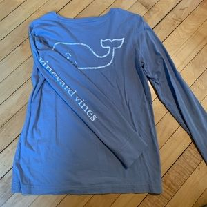 Women's xs vineyard vines long sleeve t-shirt